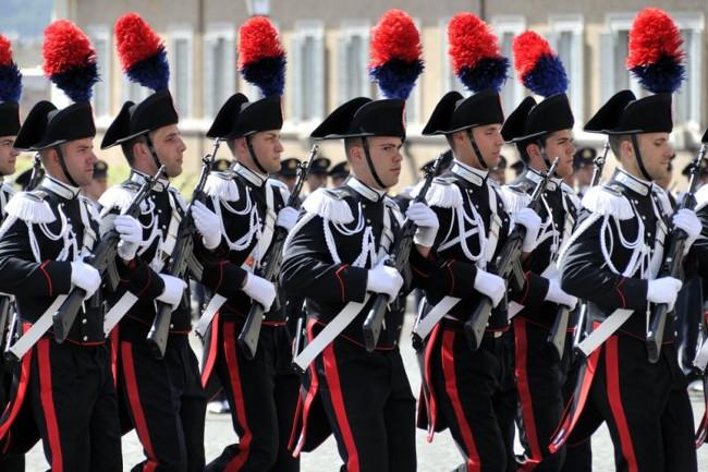 Carabinieri: 203° Annuale Fondazione, cerimonie a Messina e Trapani