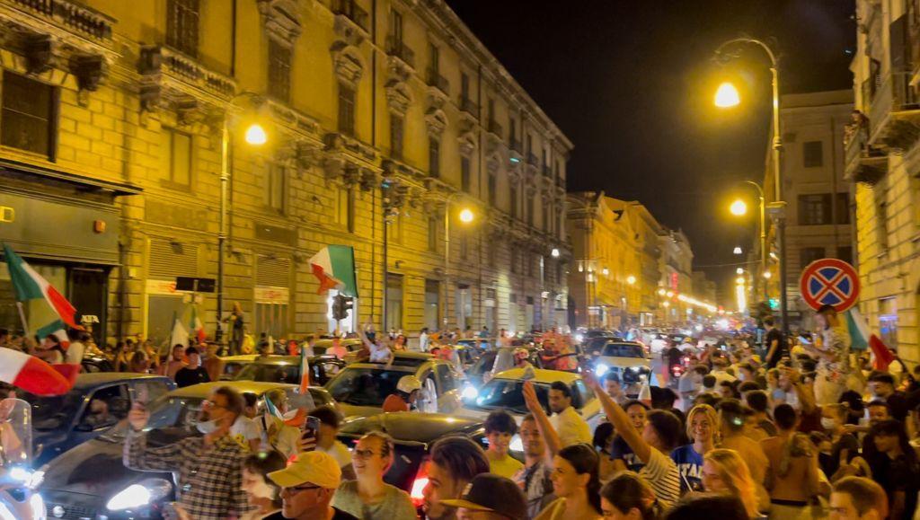 Palermo, investì ragazza durante i caroselli per gli Europei: denunciato