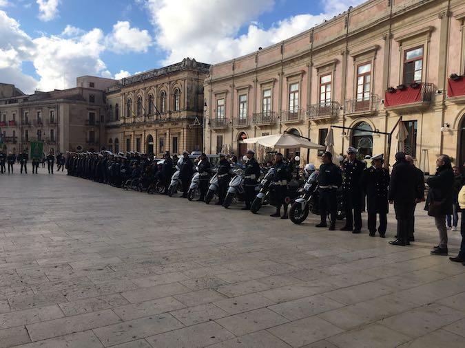 Siracusa, 165 anni di Polizia: lunedì i festeggiamenti in piazza