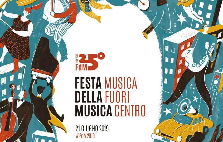 """Modica, il 21 giugno """"Festa della Musica 2019"""" all'ex mattatoio"""