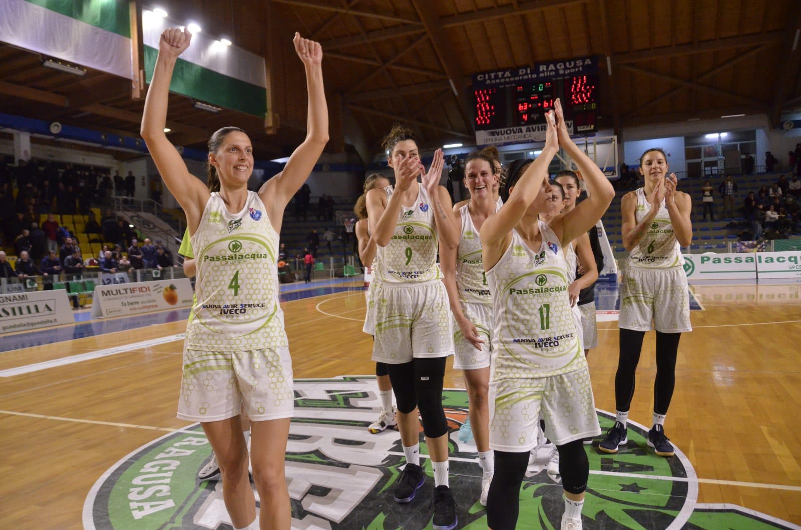 Basket, giocatrice della Passalacqua Ragusa positiva al covid: giocatrici in isolamento