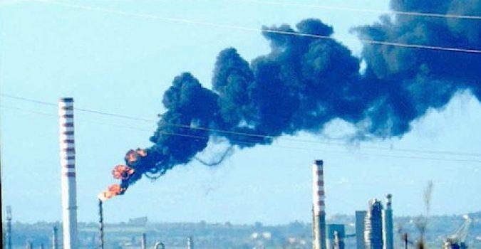 Inquinamento a Siracusa, I Verdi:istituire un gruppo tecnico - scientifico