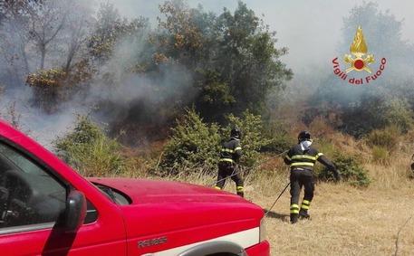 """Incendi, un sindaco nel Cosentino: """"Inviate soccorsi o brucerà tutto"""""""