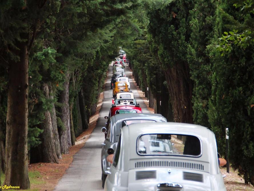 Giro di Sicilia con la mitica Fiat 500: prima tappa Marsala-Modica