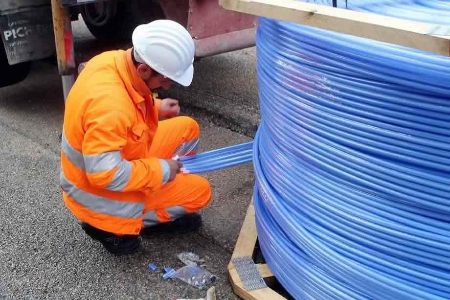 Caltanissetta, arriva la fibra ottica di Open Fiber: investimento da 7 milioni