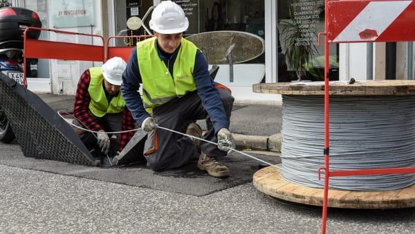 Tim investe 5 milioni di euro per il cablaggio della fibra a Modica