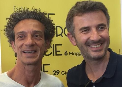 "Ficarra e Picone a Siracusa per presentare ""Rane"""
