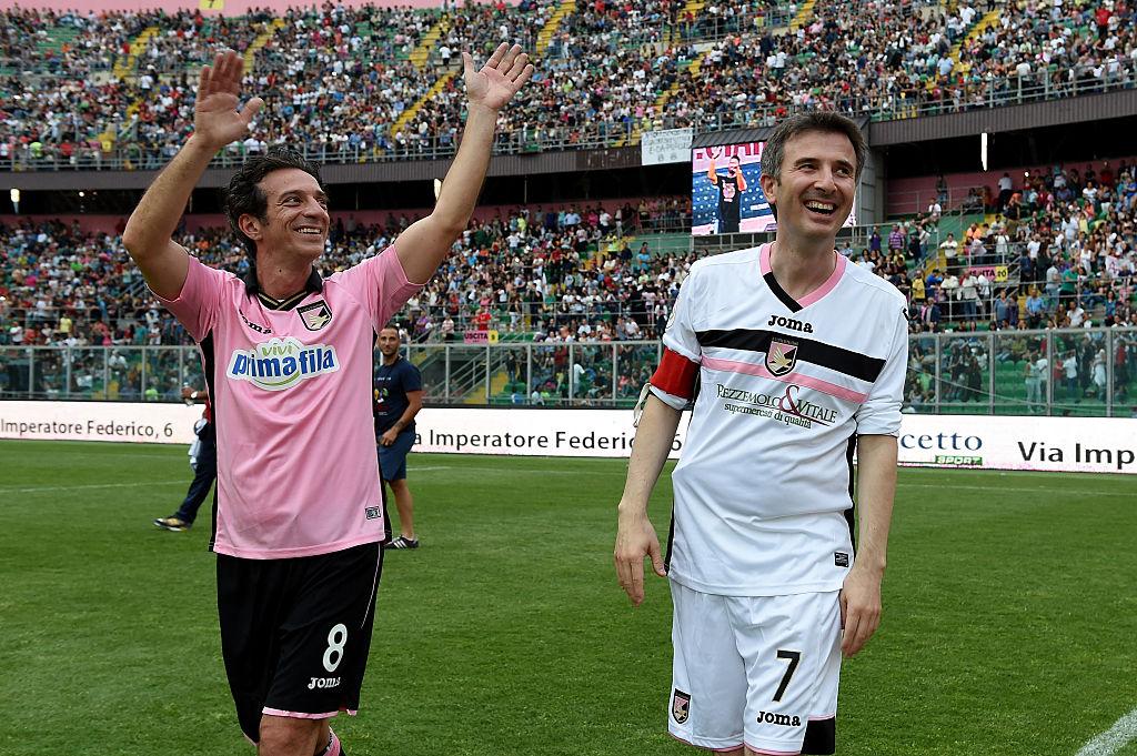 Palermo, calcio: Ficarra e Picone scendono in campo per beneficienza