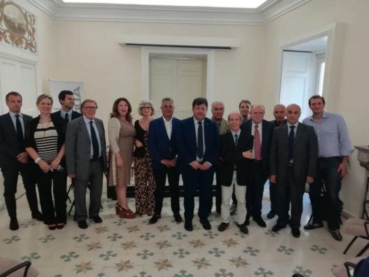 Credito, Fidimed incorpora il Consorzio Fidi Sicilia di Catania