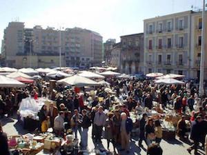 Catania, venerdì al via la Fiera dei Morti