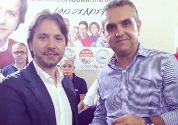 Netini in Movimento con Corrado Figura, il candidato a sindaco è in pole position