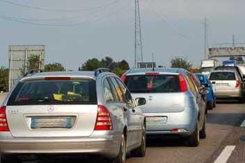 Tangenziale Catania,  assessore segnala all'Anas file da 20 chilometri