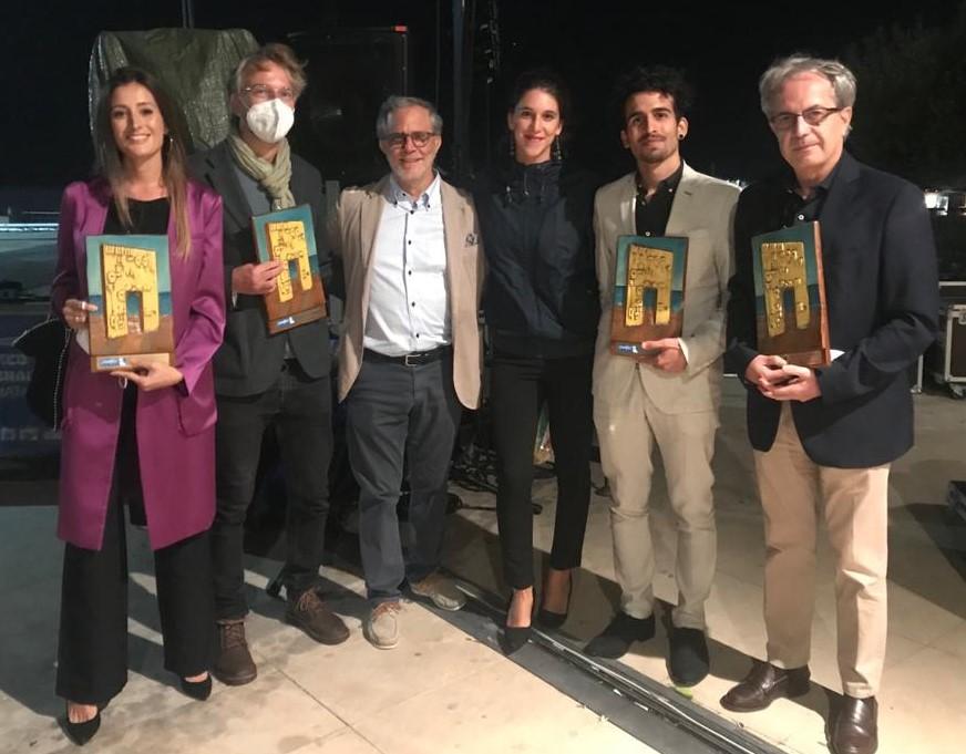 """Premio giornalistico """"Cristiana Matano"""" la premiazione ha chiuso """"Lampedus'amore"""""""