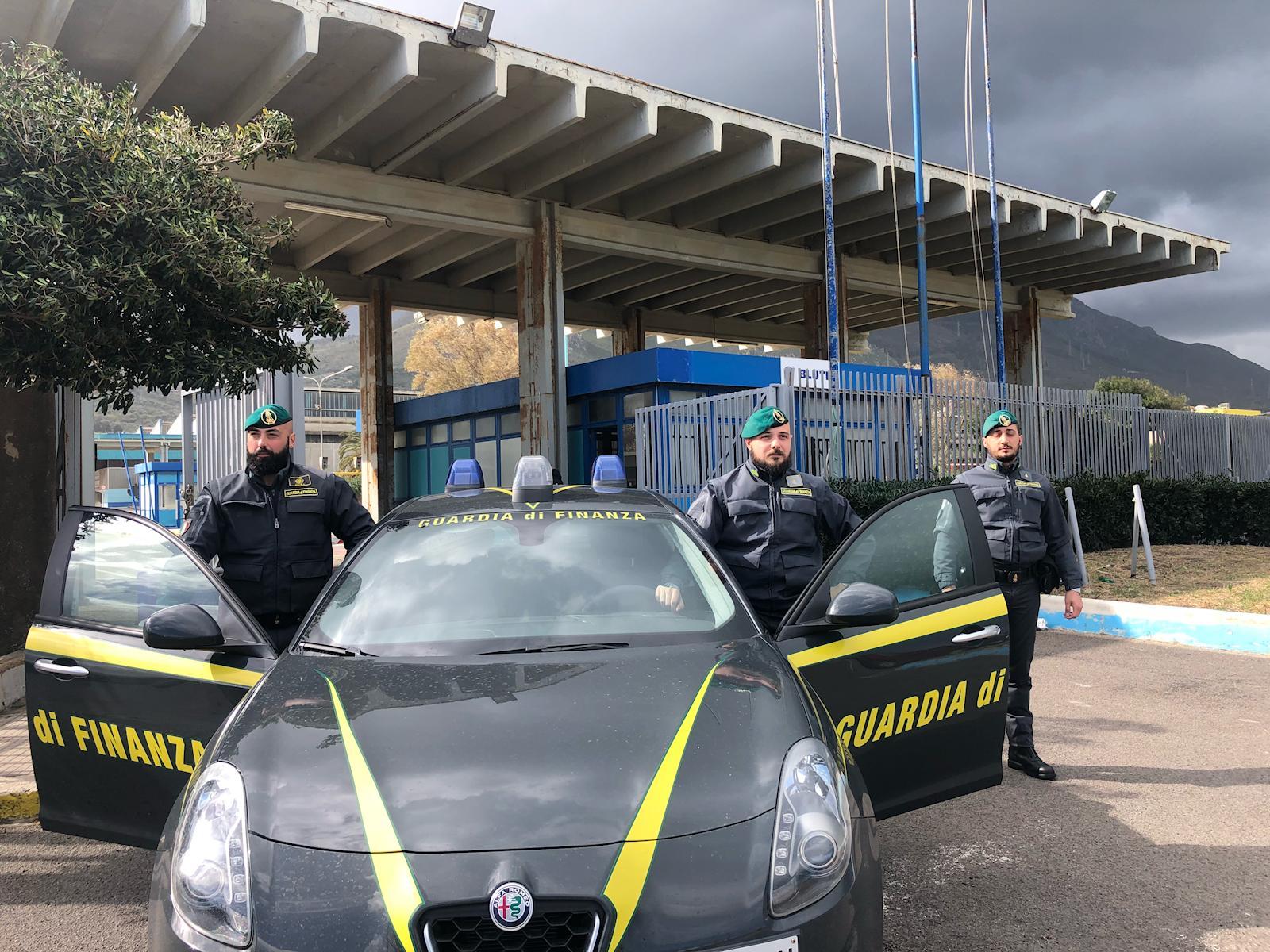 Termini, un altro  sequestro preventivo a Blutec per 16 milioni di euro