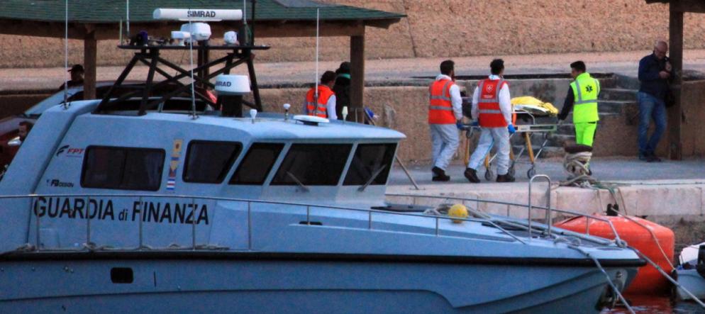 Nuovo sbarco a Lampedusa, in 19 soccorsi dalla Finanza