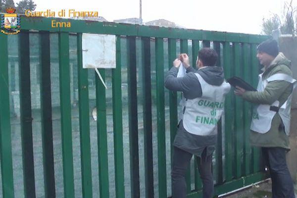 Mafia: colpo alla mala dei terreni nell'Ennese, maxi sequestro