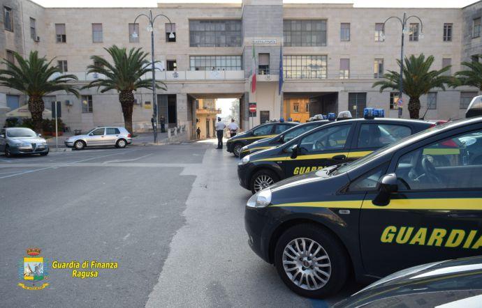 Fatture false a Vittoria, sequestrati beni per un milione di euro