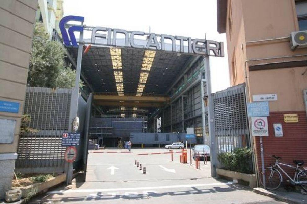 Palermo, gli operai di Fincantieri favorevoli alla cig a rotazione