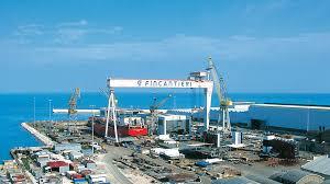 Fincantieri chiude tutti gli otto impianti in Italia