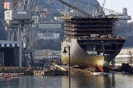 Fincantieri, la Fiom: il nuovo bacino rilancia lo stabilimento di Palermo