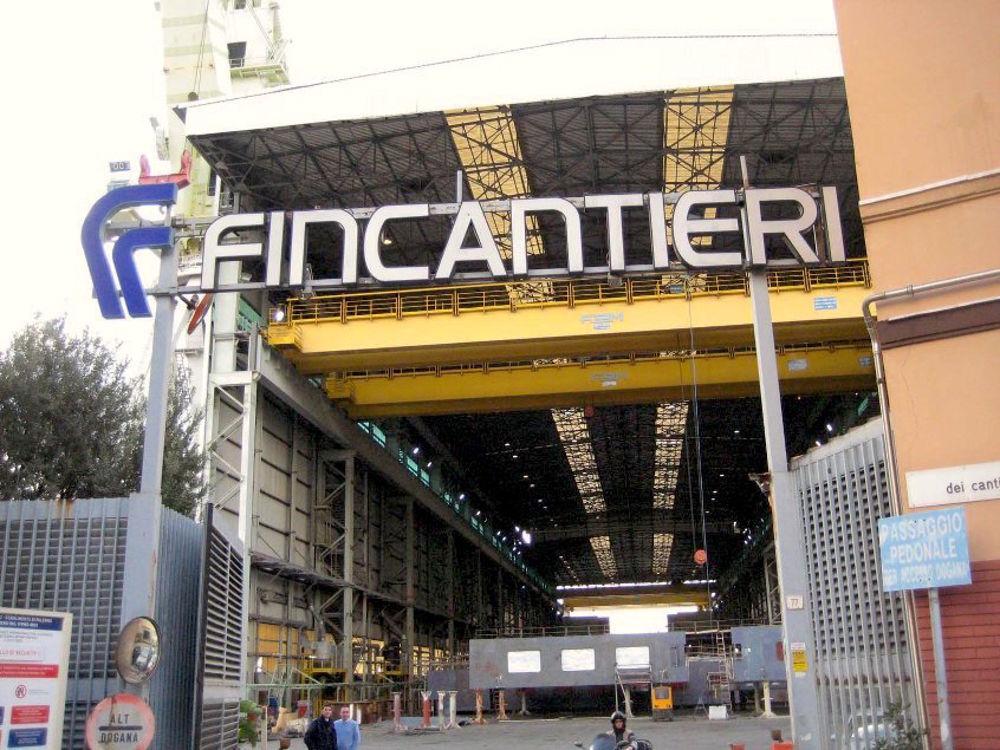 Incidenti sul lavoro: sciopero di due ore a Fincantieri Palermo