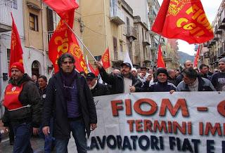 Blutec, sciopero dei metalmeccanici in tutta la provincia di Palermo