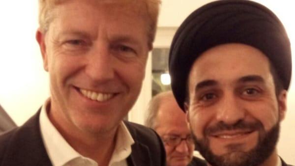 Il sindaco di Agrigento incontra il direttore del seminario sciita