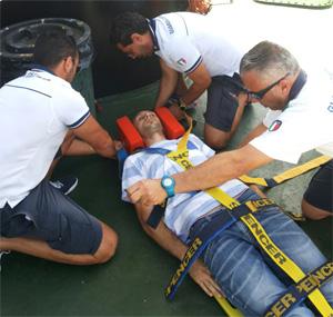Siglato a Catania protocollo d'intesa per assistenza medica a mare