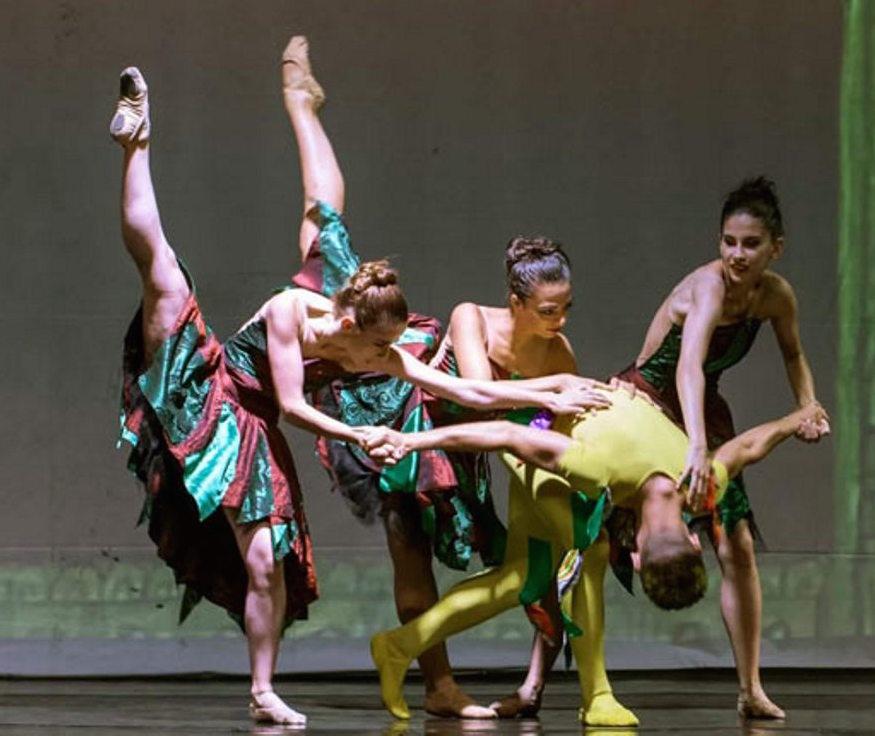 Al teatro Garibaldi di Avola in scena l'Astra Roma Ballet