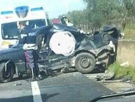 Scontro tra due Mercedes nel Foggiano: 2 morti e un ferito
