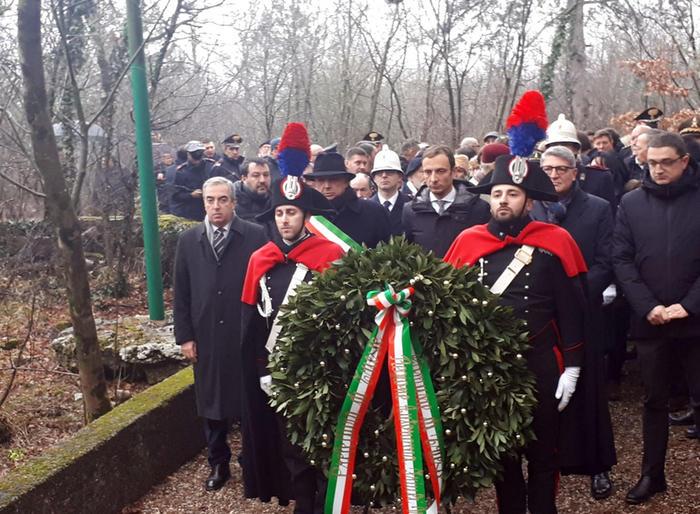Si celebra la 'Giornata del ricordo' per le vittime delle Foibe: manifestazioni in molte città italiane