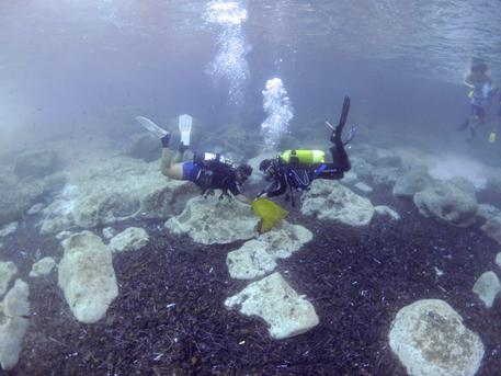 Ambiente, i volontari ripuliscono i fondali di Lampedusa
