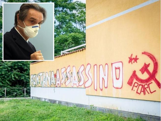 La Prefettura di Varese mette sotto scorta il presidente della Regione Lombardia
