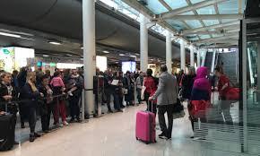 Aeroporto di Catania, 23 mila arrivi in tre giorni