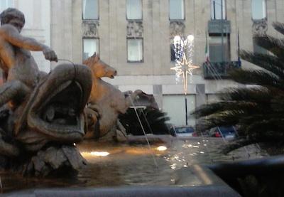 Siracusa, per la fontana di Diana silenzi di Sovrintendenza e Comune