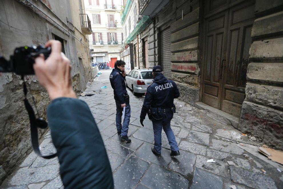 Bimba ferita a Napoli, fermati autori raid a Forcella