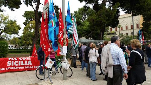 """Formazione Sicilia, il 23 aprile sit in di protesta: """"Il Governo dia risposte"""""""