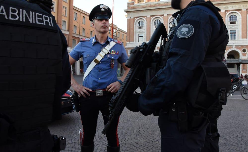 Formazione, protocollo Regione-carabinieri per vigilanza Enti siciliani