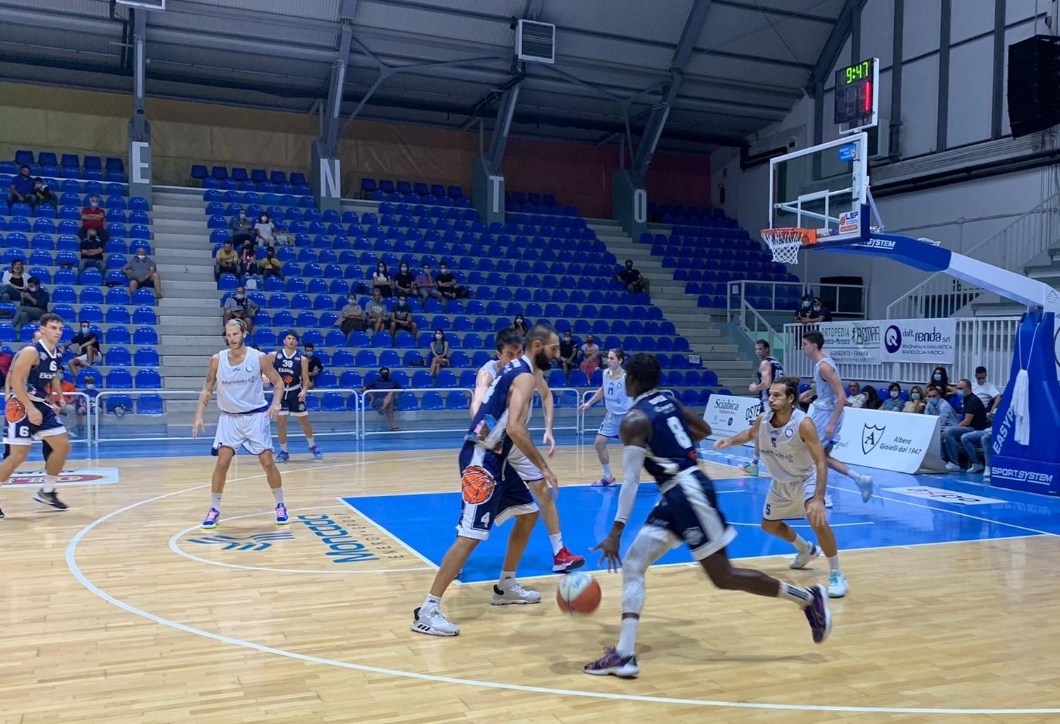 Basket, si conclude la marcia in Supercoppa della Virtus Kleb Ragusa: al PalaMoncada passa la Fortitudo Agrigento