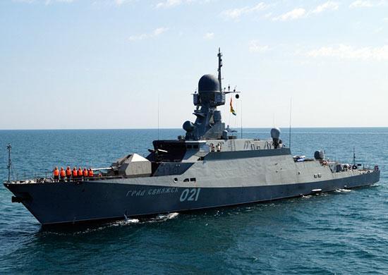 """Russia, Putin: """"Le nostre forze navali permanenti nel Mediterraneo"""""""