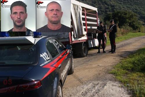 Modica, rubano apparecchiature da un'azienda: arrestati