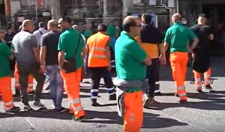 Appalto rifiuti a Catania,  Dusty ed Ecolandia ricorrono al Tar