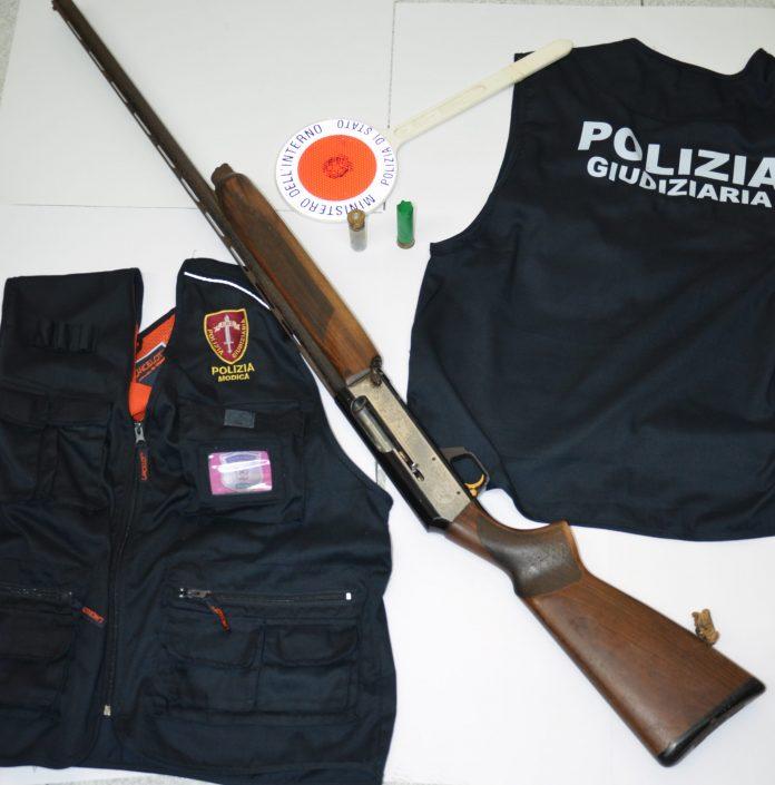 Allevatore di Modica spara al vicino di casa: arrestato per tentato omicidio