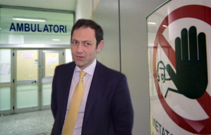 'Processo di distruzione dell'ospedale di Noto', minacce di morte all'assessore Razza
