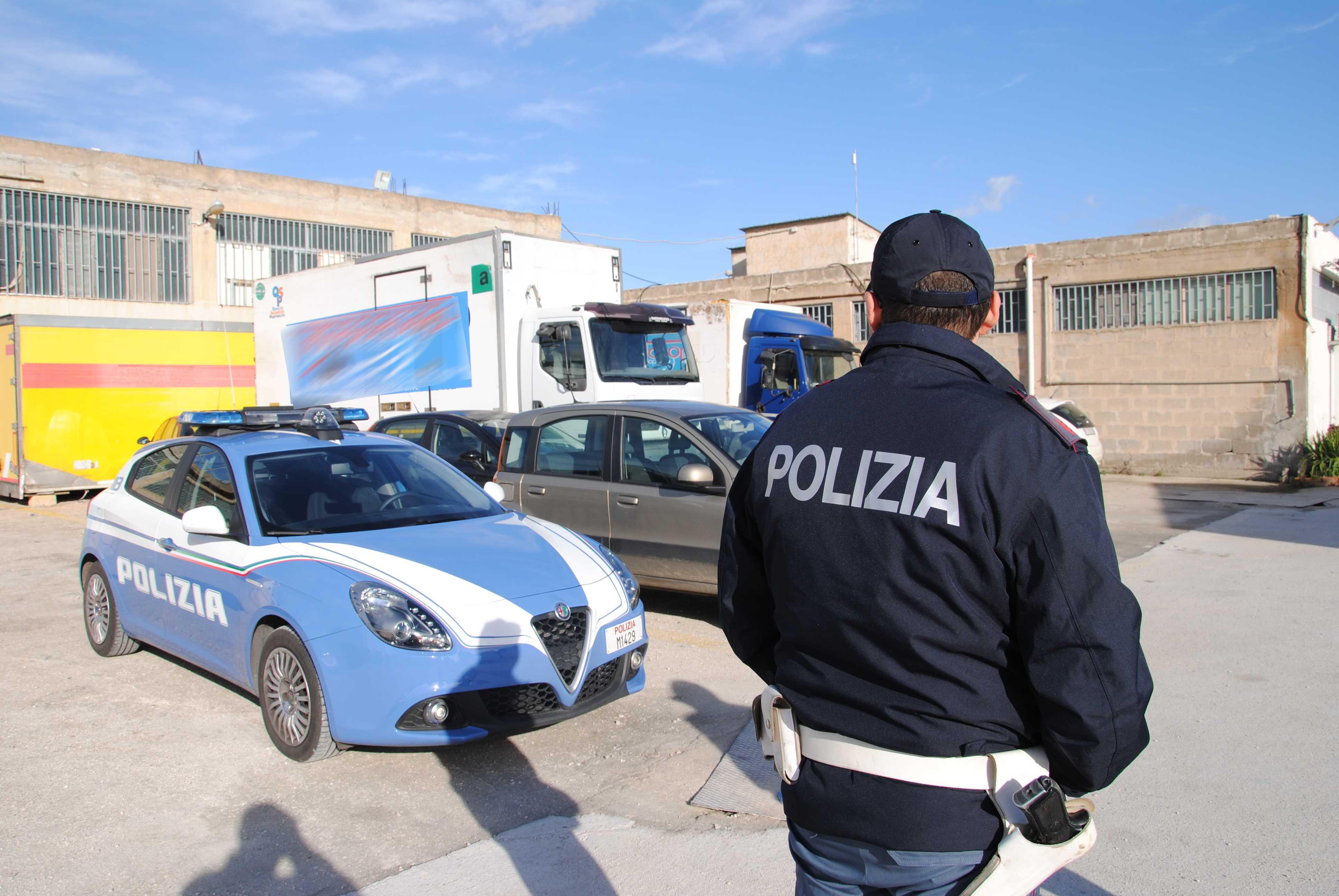 Droga e rapina, gli sequestrano centomila euro a Palermo