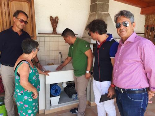 Pachino, acqua al Granelli: