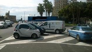 Catania, parcheggiatori abusivi: oltre 8 mila euro di multe