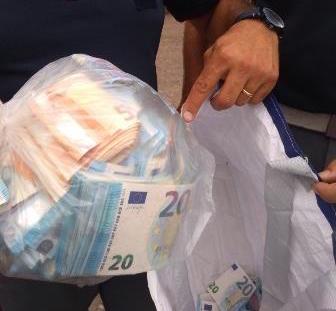 Catania, 34 mila euro e mezzo chilo di coca: arrestato