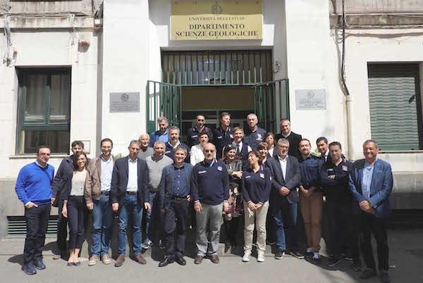 """Calamità naturali, presentato a Catania il progetto """"Simit Tharsy"""""""