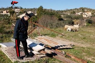 Ragusa, sequestrata a San Giacomo una discarica abusiva